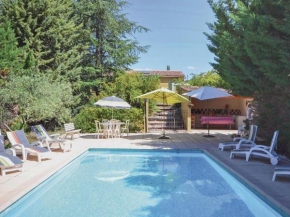 Holiday Home La Bastide de Jourdans with Fireplace I